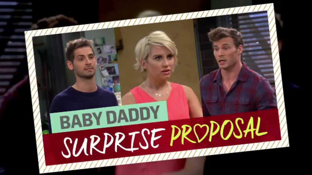 Watch Melissa & Joey - Baby Daddy | Baby Daddy + 4x19 Official Preview | Freeform Online