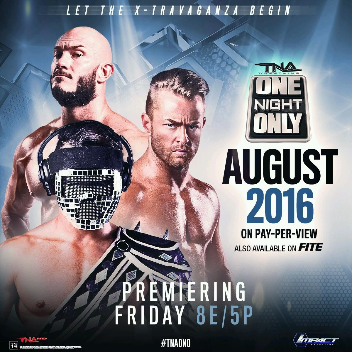 Watch IMPACT Wrestling Season  - One Night Only: August Preview Show Online