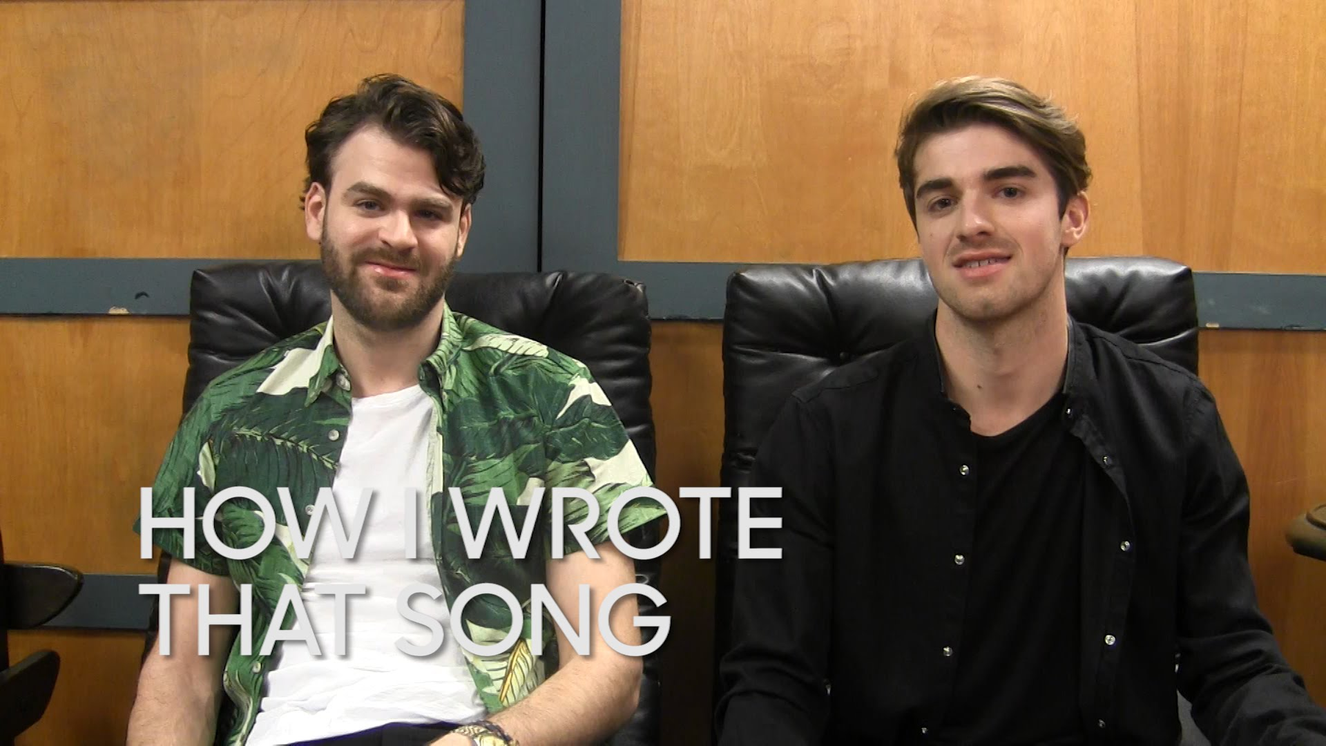 Watch Late Night with Jimmy Fallon Season  - How I Wrote That Song: The Chainsmokers