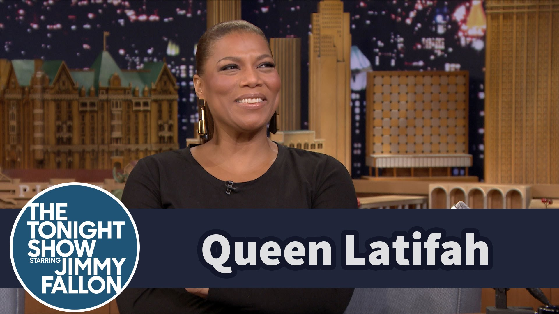 Watch Late Night with Jimmy Fallon Season  - Queen Latifah Is The Wiz Online