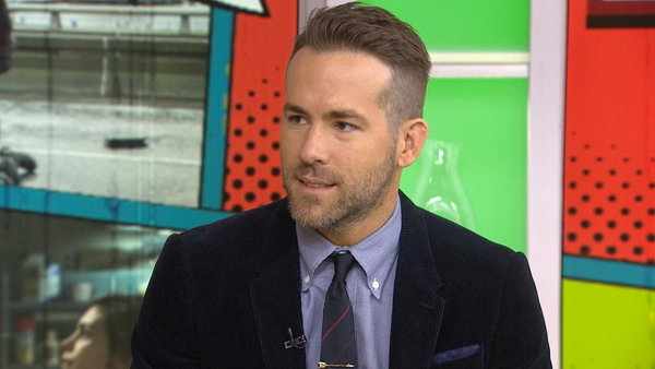 Watch NBC TODAY Show Season  - Ryan Reynolds Talks Deadpool, Plays Spin the Bottle With Fan Online