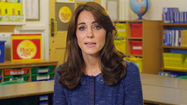 Watch NBC TODAY Show Season  - Duchess Kate Speaks in New PSA (and the World Listens) Online