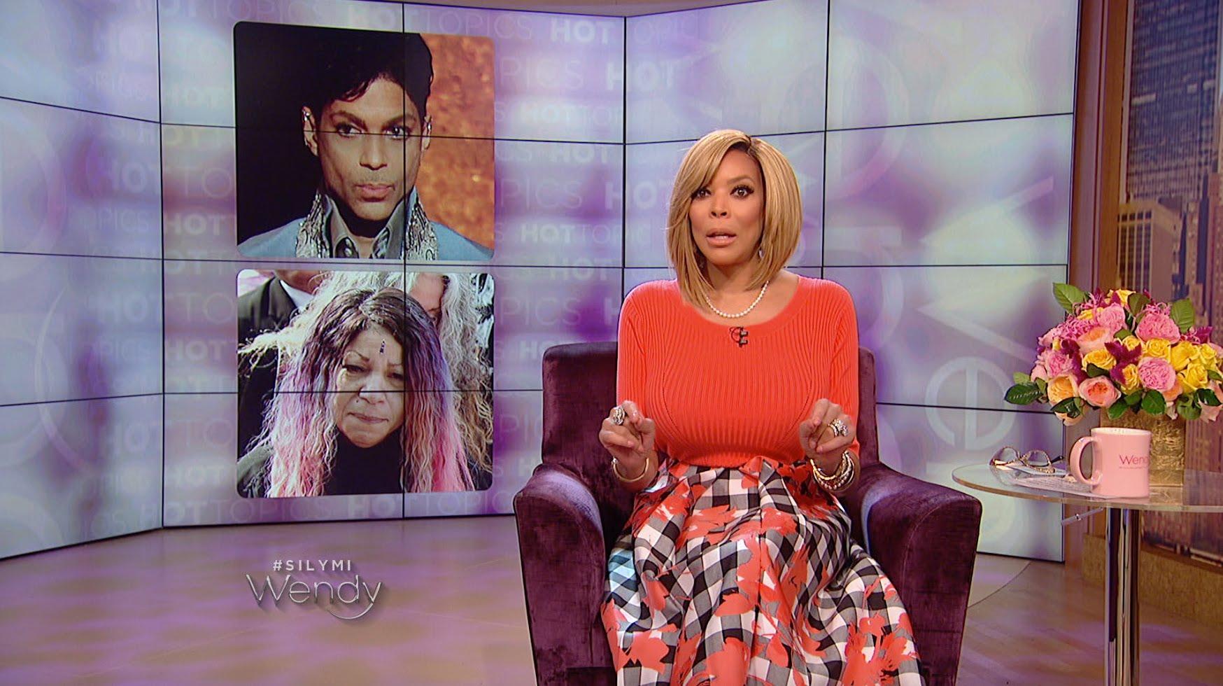 Watch The Wendy Williams Show Season  - Prince's Estate Drama Online