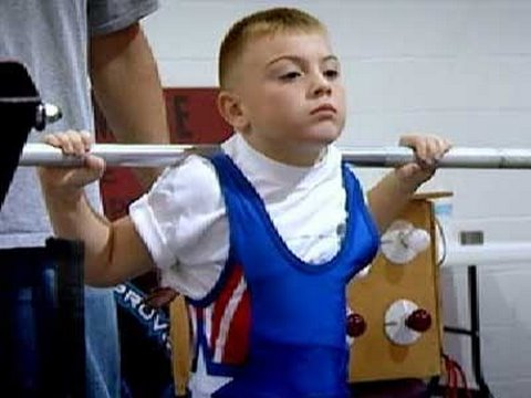 Watch The World's... and Me Season  - The World's Strongest Child and Me | World's Strongest Kid | Channel 4 Online