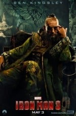 'Iron Man 3' Poster - Meet The Mandarin (Photo)