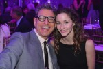 Jeff Goldblum Pops the Question to Emilie Livingston