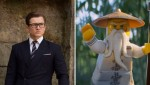 Can 'Kingsman' or Lego Ninjas Conquer 'It'?