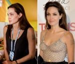 Angelina Jolie's New Tattoo: Does It Mean A New Baby For Brangelina?