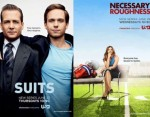 Summer TV Series Feature: USA's 'Suits' and 'Necessary Roughness' (Watch Clips)