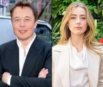 Amber Heard and Elon Musk Are Still Friends