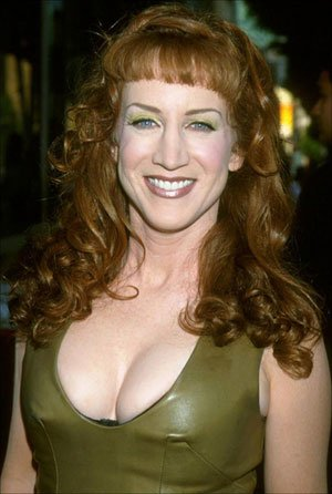 Kathy Griffin Responds to Sarah Palin's 'Bully' Comments