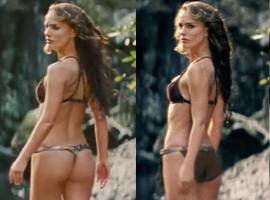 Fanny Faker: Natalie Portman's Got Another Double (For Her Booty)