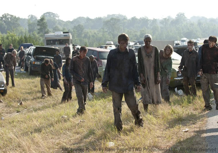 'The Walking Dead' Streaming on Netflix Starting Today!