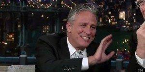 Watch David Letterman And Jon Stewart Talk Underwear And Mitt Romney