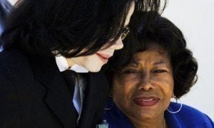 After Rumored Missing, Katherine Jackson Reportedly With Family