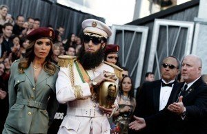 Oscars: Watch Sacha Baron Cohen Spills Kim Jong-Il On Ryan Seacrest