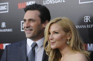 Jon Hamm & Jennifer Westfeldt Robbed in London