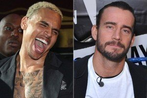 CM Punk-Chris Brown Feud Escalates Beyond Twitter