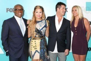'X Factor' Auditions: Why Britney Walked Off Set, and the First Official Photo of the Judges