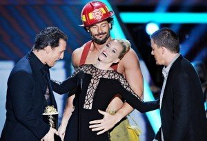 The 5 Best Moments from the 2012 MTV Movie Awards