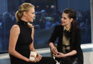It's Kristen Stewart's Birthday: Watch Charlize Theron's Happy Birthday Video