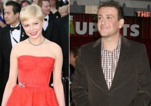 Muppet Man Jason Segel and Marilyn Michelle Williams Are Totally Dating