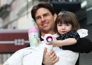Tom Cruise and Suri Break Scientology's 'Disconnect' Rule