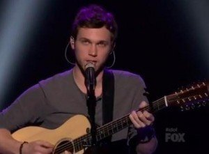 'American Idol' Finalist Phillip Phillips Awaits Kidney Surgery After Finale