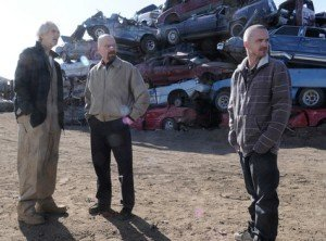 More New 'Breaking Bad' Season 5 Photos Reveal the Return of Mike