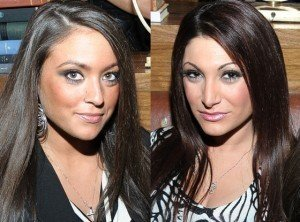 'Jersey Shore' Mates Deena, Sammi Get Out The Claws Over Look-Alike Wheels