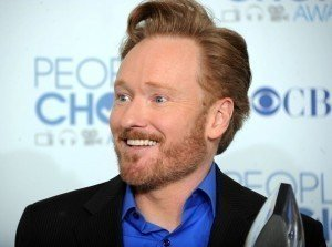 Conan O'Brien Gets New Two-Year TBS Deal