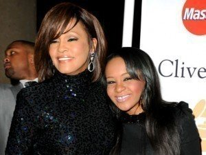Whitney Houston's Daughter May Have Ditched Family To Get High
