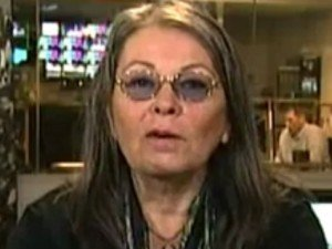 Presidential Candidate Roseanne Barr Picks Fight With Mitt Romney's Wife