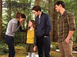 Tons of New 'Breaking Dawn Part 2' Photos Surface, Including Renesmee