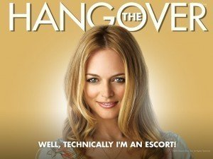 Back With The Pack: Heather Graham Returns To 'The Hangover'
