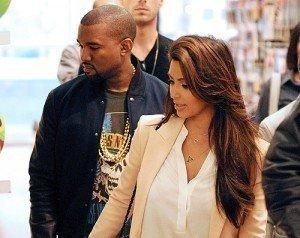 Kanye West Bristles At 'Publicity Stunt' Relationship With Kim Kardashian