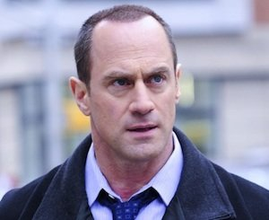 Det. Stabler Won't Exit 'SVU' Precinct Door Feet-First