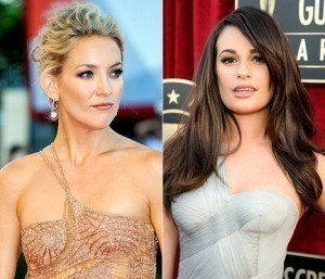 'Glee' Set Drama: Kate Hudson Annoyed With Lea Michele