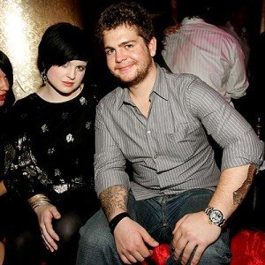 Kelly Osborne and Brother