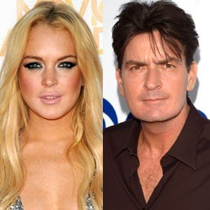 Lindsay Lohan and Charlie Sheen Join 'Scary Movie 5'
