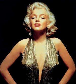 Marilyn Monroe Lesbian