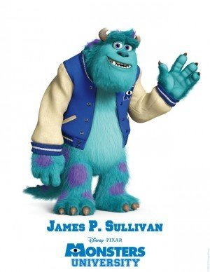 'Monsters University' Characters Revealed! (Photos)
