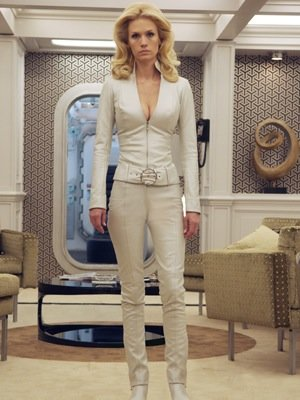 Want to See January Jones, as Emma Frost, in Some Lingerie? Of Course You Do
