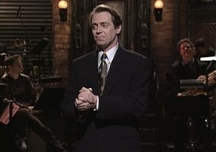 Steve Buscemi Tells 'SNL' Viewers How To Flourish In The Shadows