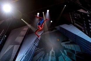 Main stunt man injured in Spider-Man: Turn Off the Dark Performance