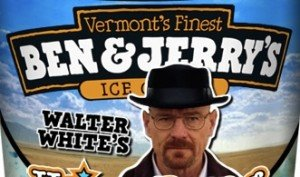 See a Design for a 'Breaking Bad' Ben & Jerry's Ice Cream Flavor