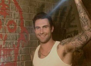 'American Horror Story': Ryan Murphy Tweets Set Photo with Adam Levine