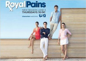 Royal Pains 2012 Summer USA Network