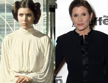 Carrie Fisher Wants An Apology From George Lucas for Princess Leia Merch Deal