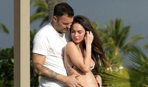 Megan Fox's Pregnant Bikini Pics Are Totally Candid and Not At All Staged